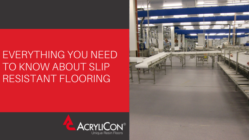 Everything You Need To Know About Non-Slip Resin Flooring