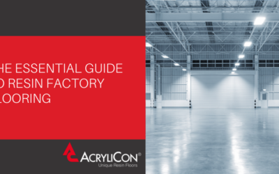 The Essential Guide To Resin Factory Flooring